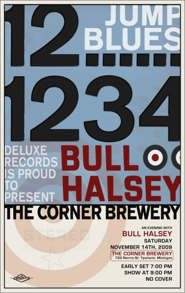 November 14th, 2009 Show Poster